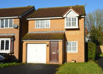 Thumbnail 3 bed detached house for sale in Bryony Gardens, Gillingham