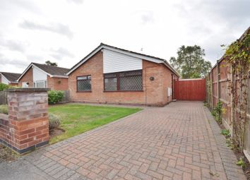 Thumbnail 3 bed detached bungalow for sale in Tideswell Close, Ravenshead, Nottingham