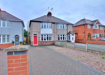 Thumbnail 2 bed semi-detached house for sale in Mancetter Road, Mancetter, Atherstone