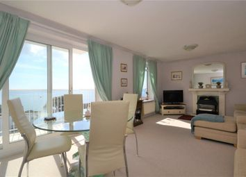 Thumbnail 2 bed flat for sale in Eddystone Court Flats, Portuan Road, Looe, Cornwall