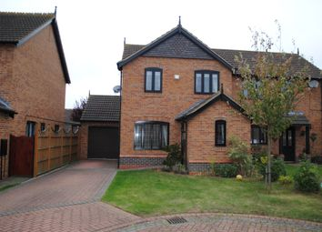 Thumbnail 3 bedroom semi-detached house to rent in Oak Grove, Barnetby