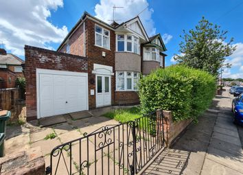 3 bed semi-detached house for sale in Selworthy Road, Coventry CV6