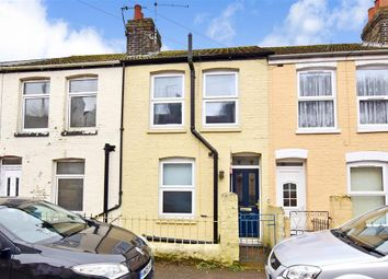 Thumbnail 3 bed terraced house for sale in Percival Terrace, Dover, Kent