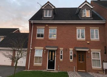Thumbnail 3 bed terraced house for sale in Primrose Drive, Bedworth, Warwickshire