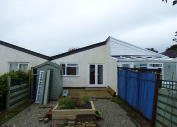 Thumbnail 2 bed terraced bungalow to rent in Ellen Close, Mount Hawke, Truro, Cornwall