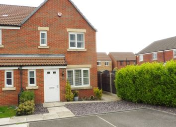 Thumbnail 3 bed semi-detached house for sale in Shepherd Way, Royston