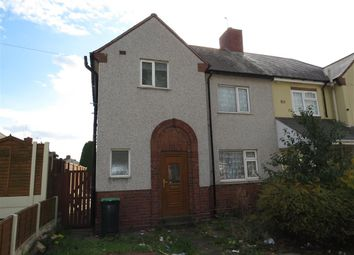 Thumbnail Semi-detached house for sale in Bilston Road, Wednesbury