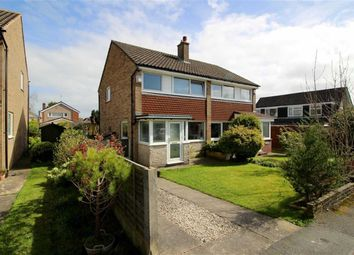 Thumbnail 3 bedroom semi-detached house for sale in Shalgrove Field, Fulwood, Preston