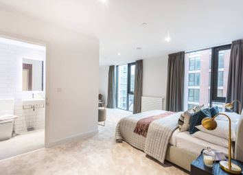 Thumbnail 2 bed flat for sale in Masthead House, Silvertown