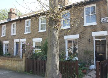 Thumbnail 2 bed terraced house to rent in Lyveden Road, London