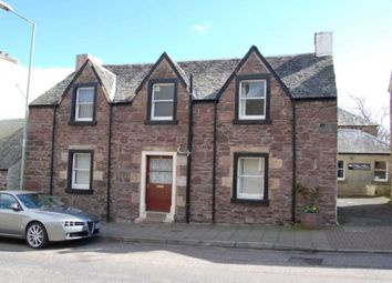 Thumbnail 3 bed detached house to rent in Willoughby Street, Muthill, Crieff