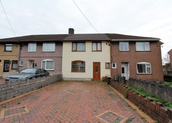 Thumbnail 3 bed terraced house for sale in Donnen Street, Margam