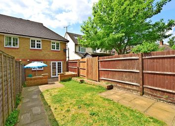 Thumbnail 3 bed end terrace house for sale in New Hythe Lane, Larkfield, Kent