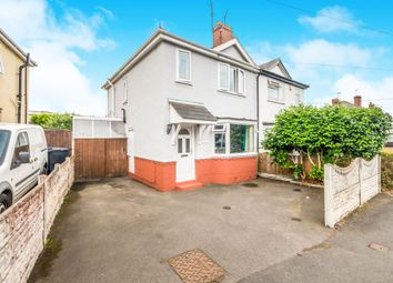 Thumbnail 2 bed semi-detached house for sale in Willingsworth Road, Wednesbury