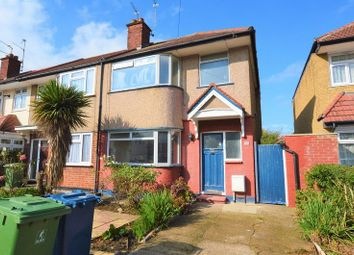Thumbnail 3 bed end terrace house for sale in Leamington Crescent, Harrow