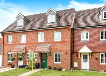 3 bed terraced house for sale in Poperinghe Way, Arborfield, Reading, Berkshire RG2