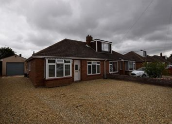 Thumbnail 2 bedroom semi-detached bungalow for sale in Linton Crescent, Sprowston, Norwich