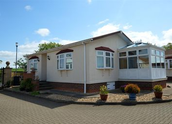 Thumbnail 2 bed property for sale in Country View Park, Normanton On Cliffe, Grantham
