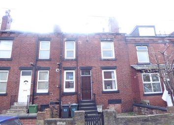 Thumbnail 1 bed terraced house for sale in Arthington Terrace, Leeds