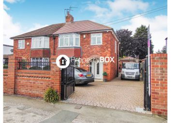 Thumbnail 3 bed semi-detached house for sale in Littleworth Lane, Doncaster