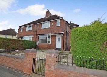 Thumbnail 3 bedroom semi-detached house for sale in Wilmot Drive, Knutton, Newcastle-Under-Lyme