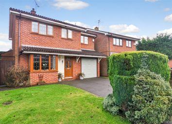 Thumbnail 4 bed detached house for sale in Bonneville Close, Millisons Wood, West Midlands