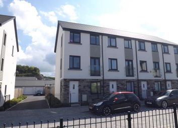 Thumbnail 3 bed end terrace house for sale in Saltram Meadow, Plymouth, Devon