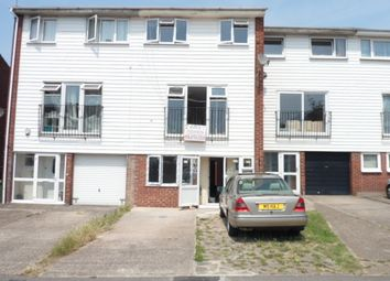 Thumbnail 4 bed town house to rent in Milestone Road, Dartford