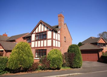 Thumbnail 4 bed detached house for sale in Victoria Mill Drive, Willaston, Nantwich
