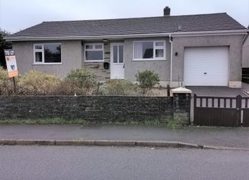 Thumbnail 3 bed bungalow to rent in Trecarne View, St Cleer