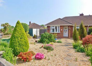 Thumbnail 2 bed semi-detached bungalow for sale in Walnut Drive, Stubbington, Fareham