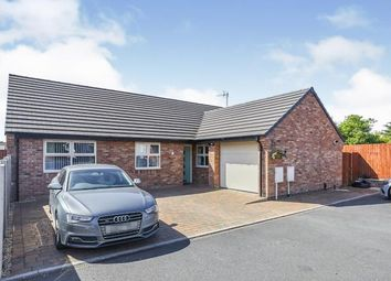 Thumbnail 3 bed bungalow for sale in Belle Vue Gardens, Blidworth, Mansfield, Notts
