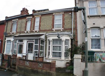 Thumbnail 3 bedroom terraced house for sale in Russell Road, London