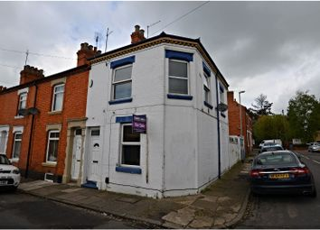Thumbnail 3 bedroom end terrace house for sale in Washington Street, Northampton