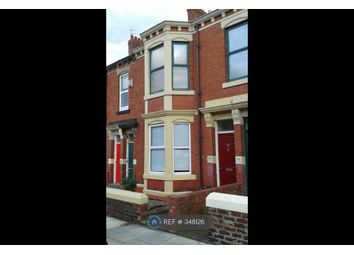 Thumbnail 2 bed flat to rent in Heaton, Newcastle Upon Tyne