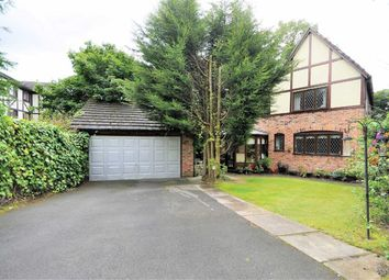 Thumbnail 4 bedroom detached house for sale in Cannock Drive, Heaton Mersey, Stockport, Cheshire