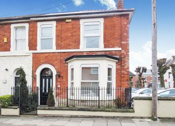 Thumbnail 3 bed semi-detached house for sale in Leopold Street, Derby