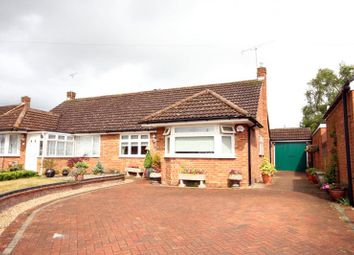 Thumbnail 2 bed semi-detached bungalow to rent in Cannons Close, Bishops Stortford, Herts