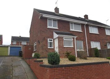 Thumbnail 3 bedroom semi-detached house to rent in Winslow Avenue, Droitwich