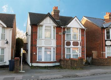 Thumbnail 2 bed semi-detached house for sale in Hughenden Road, High Wycombe