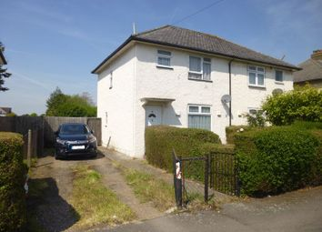 Thumbnail 3 bedroom semi-detached house for sale in New Road, Harlington, Hayes