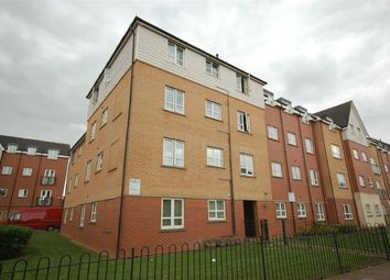 Thumbnail 1 bed flat to rent in Cotton Court, River View, Far Cotton, Northampton, Northamptonshire