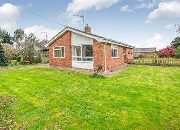 Thumbnail 2 bed detached bungalow for sale in South Rise, North Walsham
