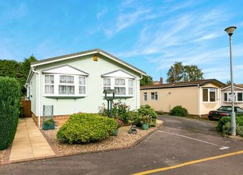 Thumbnail 2 bed mobile/park home for sale in Long Close, Station Road, Lower Stondon, Beds