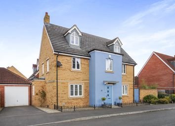 Thumbnail 5 bedroom detached house for sale in Junction Way, Mangotsfield, Bristol