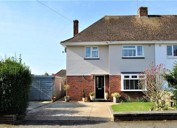 Thumbnail 3 bed semi-detached house for sale in Rosemary Road, Bearsted, Maidstone