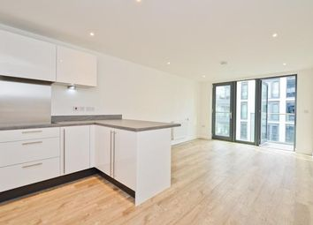 Thumbnail 1 bed flat for sale in Kingfisher Heights, Tottenham Hale, Waterside Way