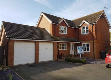 Thumbnail 4 bed detached house for sale in Orchard Close, Billinghay, Lincoln