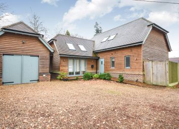 Thumbnail 3 bed detached house to rent in The Drive, Ifold, Loxwood, Billingshurst