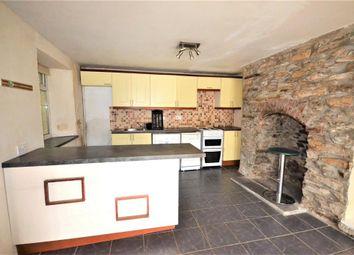 Thumbnail 3 bed terraced house to rent in Newbridge Hill, Gunnislake, Cornwall